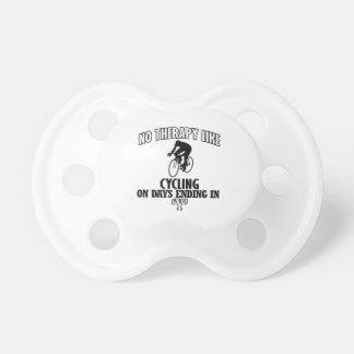 Awesome Cycling DESIGNS Pacifier