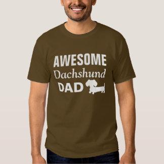 Awesome Dachshund Dad Shirt