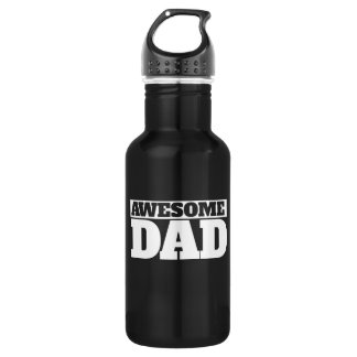 awesome dad 532 ml water bottle