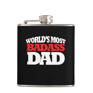 Awesome Dad Flasks