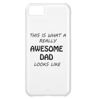 Awesome Dad iPhone 5C Case
