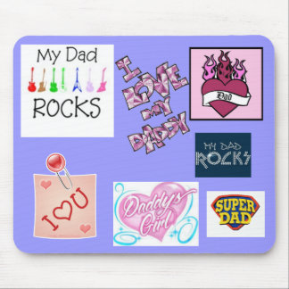 Awesome Dad Mousepad