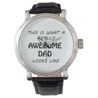 Awesome Dad Watch