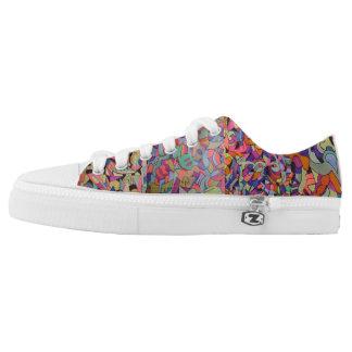 Awesome designs by John Deer Low-Top Sneakers