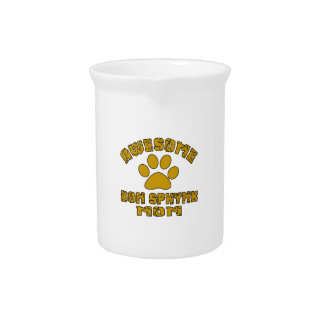 AWESOME DON SPHYNX MOM DRINK PITCHERS