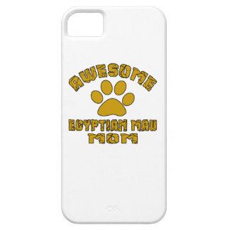 AWESOME EGYPTIAN MAU MOM iPhone 5 COVER