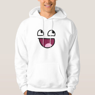 Awesome Face Hooded Sweatshirt