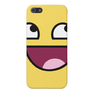 Awesome Face iPhone Case Cover For iPhone 5/5S