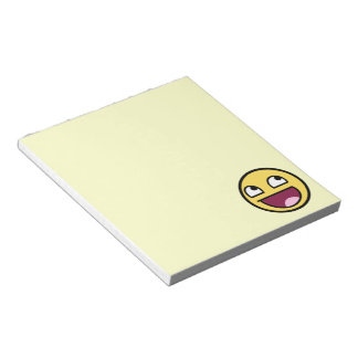 Awesome Face Notepad
