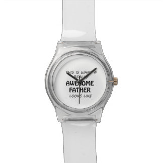 Awesome Father Watch