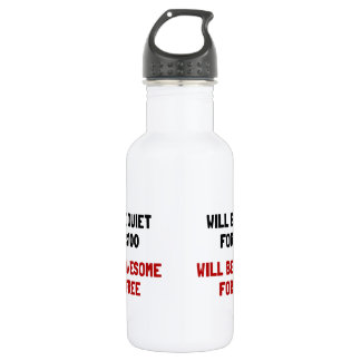 Awesome For Free 532 Ml Water Bottle