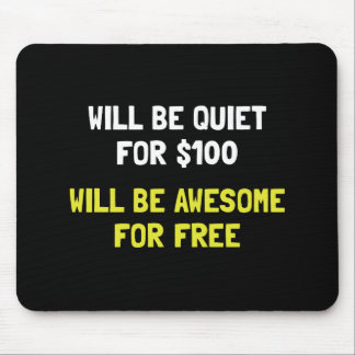Awesome For Free Mouse Pad
