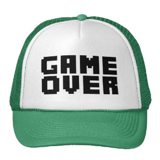 Awesome Game Over Hat - Many colors