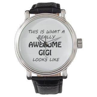 Awesome Gigi Watch