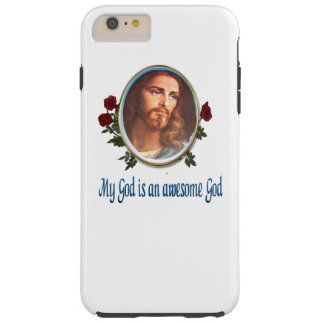 Awesome God Tough iPhone 6 Plus Case