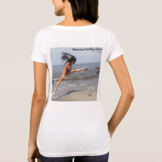 Awesome Goddess Island (Me versus You) Shirt