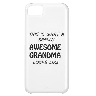Awesome Grandma Cover For iPhone 5C