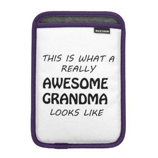 Awesome Grandma iPad Mini Sleeve