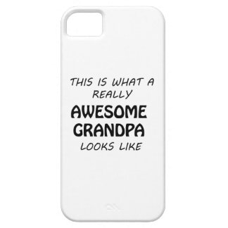 Awesome Grandpa Case For The iPhone 5