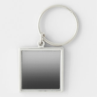 Awesome Grey Ombre Keychain