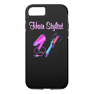 AWESOME HAIR STYLIST TEES AND GIFTS iPhone 7 CASE