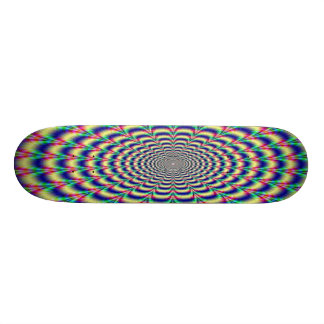 Awesome Hypnotic Skateboard