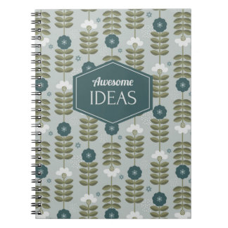 """Awesome Ideas"" Note Books"