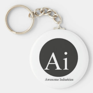 Awesome Industries Keychain