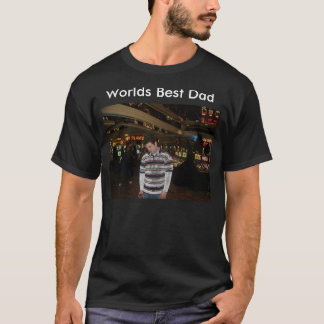 awesome Jay, Worlds Best Dad T-Shirt