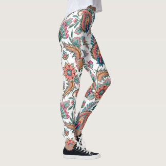 Awesome Leggings with Persian Ornaments