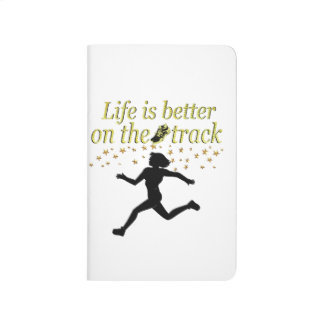 AWESOME LIFE IS BETTER ON THE TRACK DESIGN JOURNAL