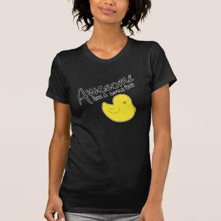 Awesome like a Bird T-Shirt