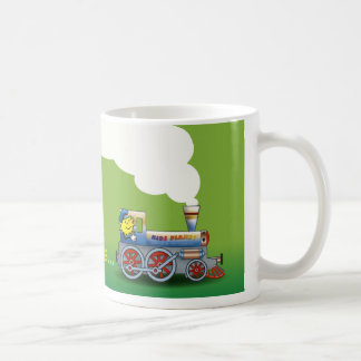 Awesome Locomotive - mug