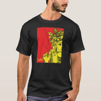 Awesome Lord Krishna T shirt