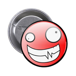 Awesome Mad 2 Inch Round Button