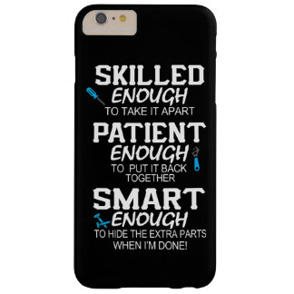 Awesome Mechanic Barely There iPhone 6 Plus Case