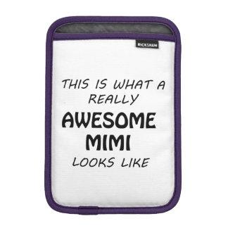 Awesome Mimi iPad Mini Sleeve