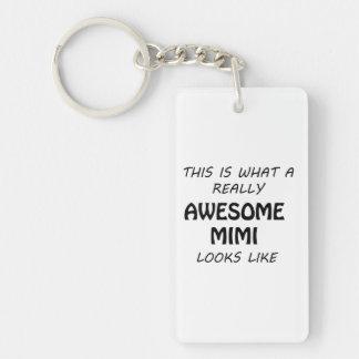 Awesome Mimi Keychain