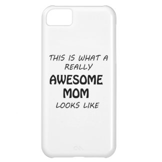 Awesome Mom Case-Mate iPhone Case