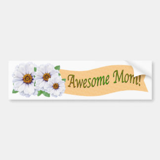 Awesome Mom Mother's Day Bumper Sticker