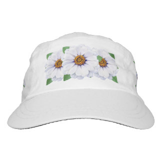 Awesome Mom Zinnia Flowers Mother's Day Headsweats Hat