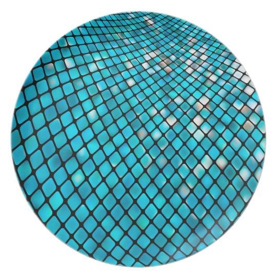 Awesome Mosaic 1 Plate
