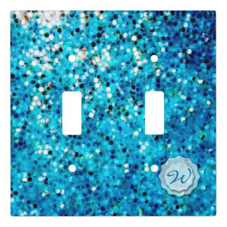 Awesome Mosaic 2 Light Switch Cover