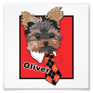 Awesome Oliver Photo Print