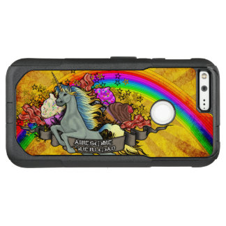 Awesome Overload Unicorn, Rainbow & Bacon OtterBox Commuter Google Pixel XL Case