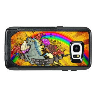 Awesome Overload Unicorn, Rainbow & Bacon OtterBox Samsung Galaxy S7 Edge Case