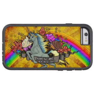 Awesome Overload Unicorn, Rainbow & Bacon Tough Xtreme iPhone 6 Case