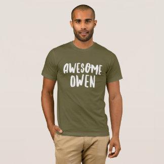Awesome Owen T-Shirt