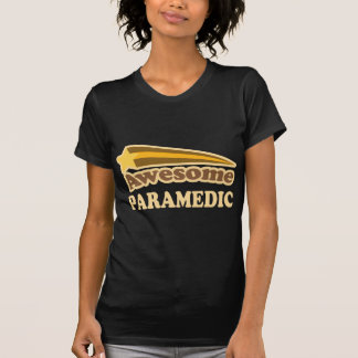 Awesome Paramedic T-Shirt
