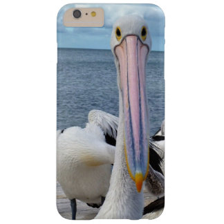Awesome Pelican close up shot Barely There iPhone 6 Plus Case